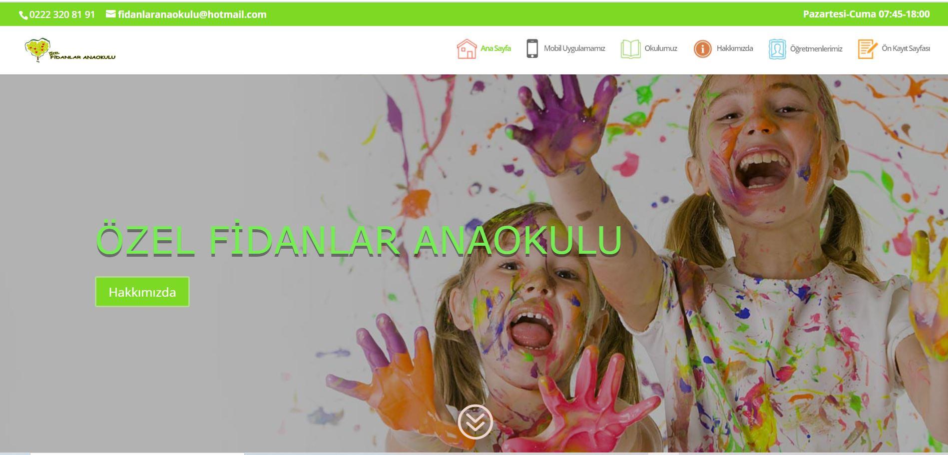 webleniyorum anaokul projesi 4