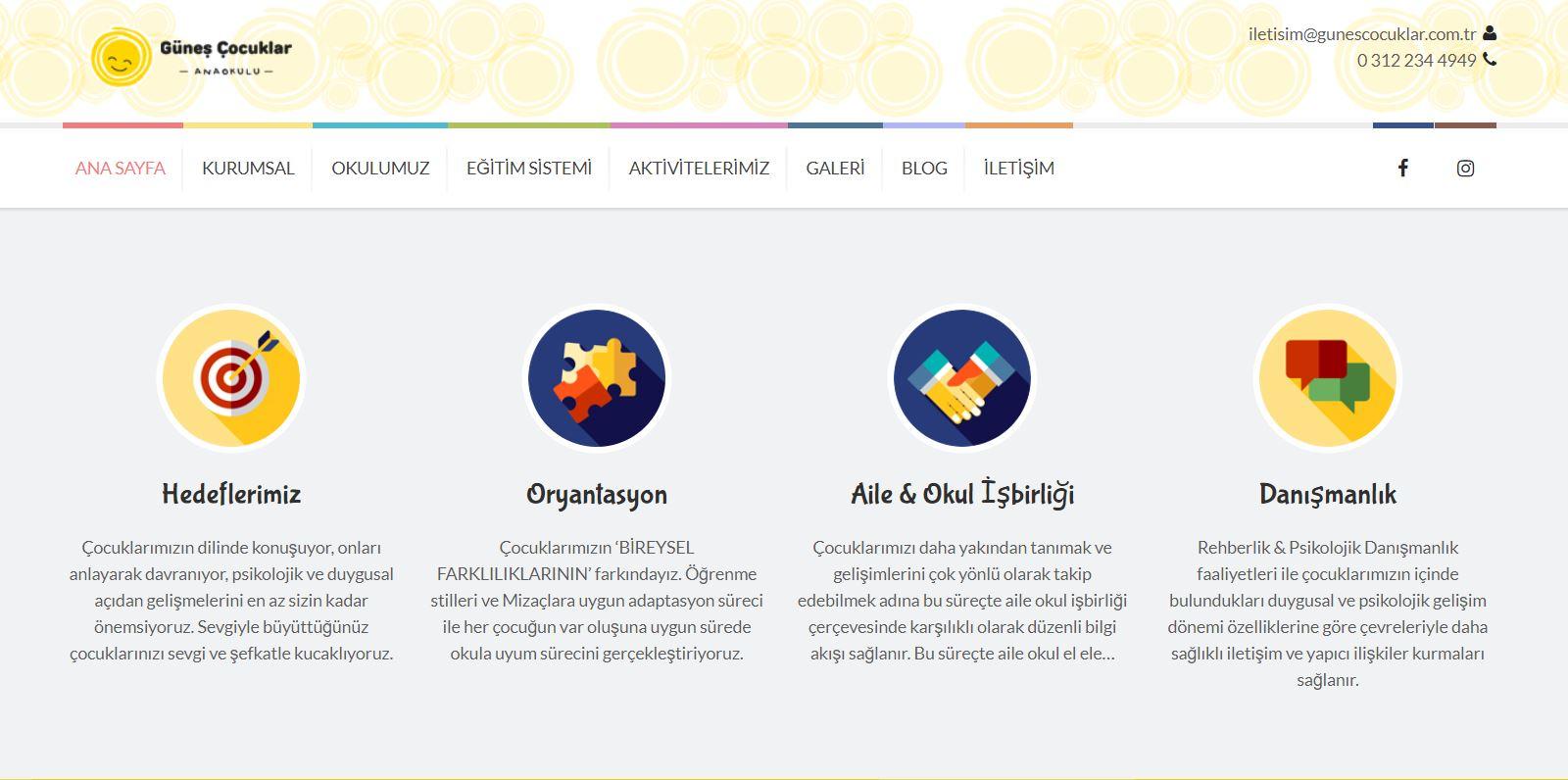 webleniyorum okul projesi
